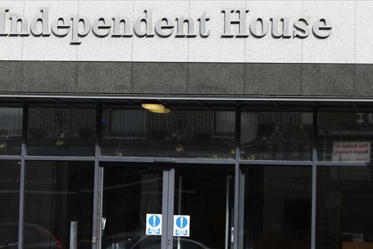 New INM data concerns. Pic: RollingNews.ie