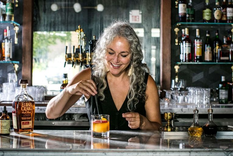 Lynnette Marreno, a legend in the American drinks industry: 'Many American producers like to use heavy char on the wood barrels that age the whiskeys\'