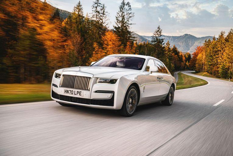 Motoring: Rolls-Royce keeps ghosting through the pandemic