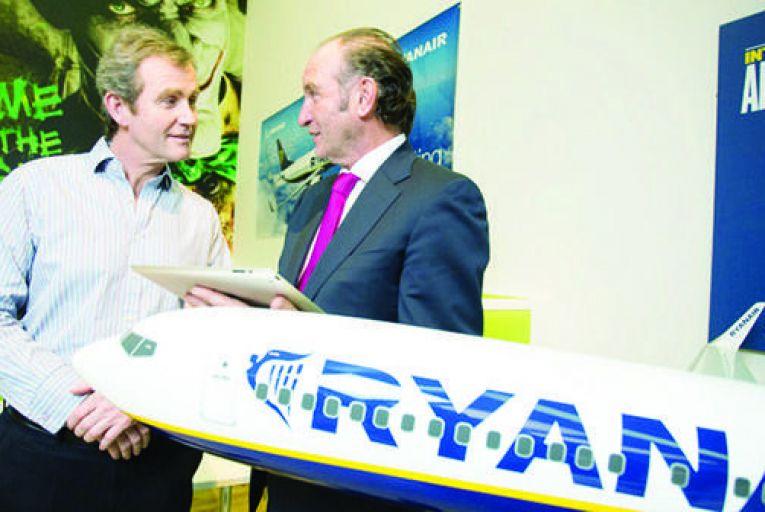 Typetec finishes Ryanair pilots iPad contract
