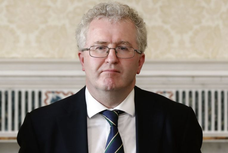 Taoiseach Micheál Martin has rejected opposition claims that he agreed to the Supreme Court appointment of Woulfe in return for getting the right to choose Paul Gallagher as his Attorney General