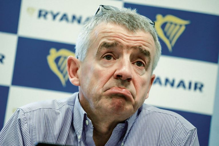 Ryanair's year ahead: Are you right there, Michael?