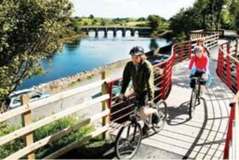 Councils vie for greenway cycle schemes