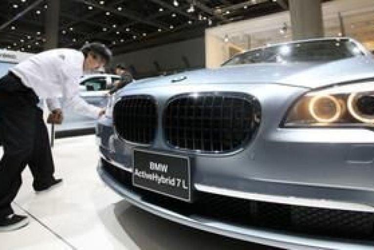 BMW and Toyota form partnership