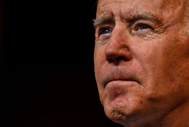Joe Biden will learn that the world changed in the past four years, and so did its notion of American 'leadership'. Picture: Chandan Khanna/AFP/Getty