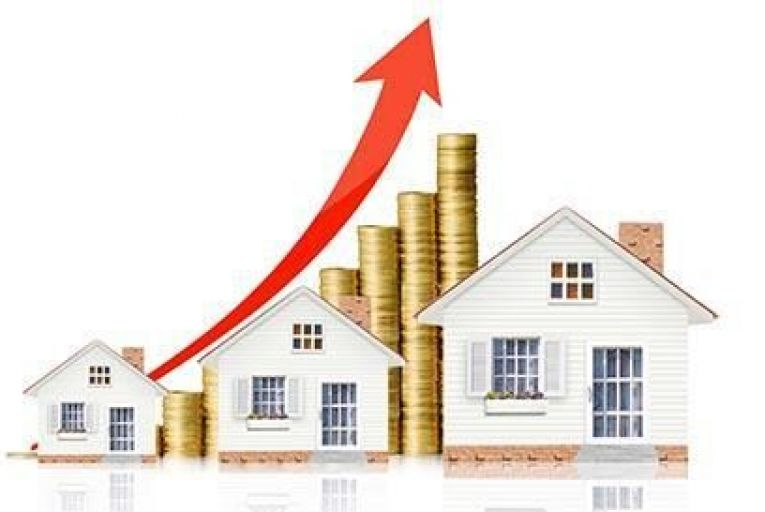 Housing prices in Dublin are consistently rising Pic: Shutterstock