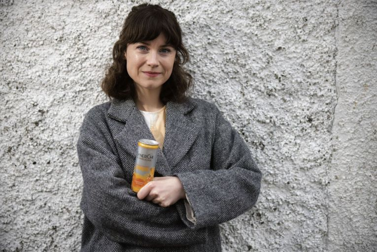Laura Murphy, founder of SynerChi:  the firm which produces a range of kombucha flavoured drinks has expanded rapidly in recent years Picture: Fergal Phillips