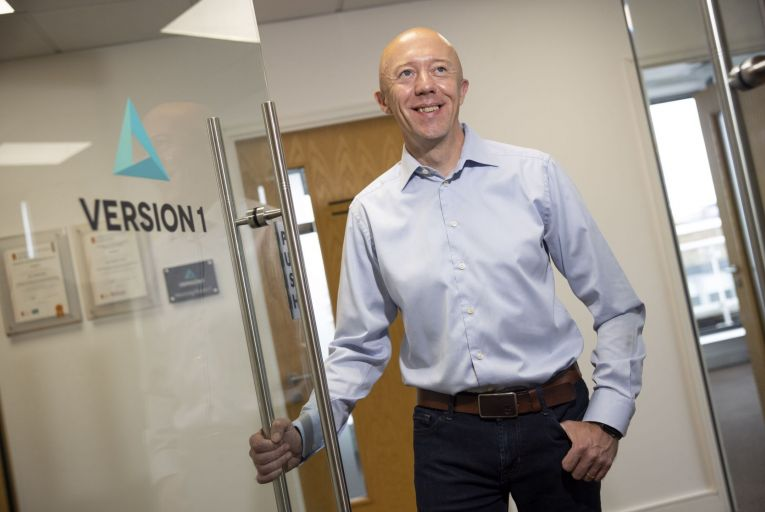 The Big Interview: Tom O'Connor of Version 1