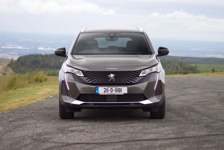 The 2021 Peugeot 5008 comes with a redesigned nose that adds a welcome dollop of presence
