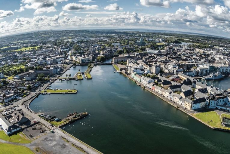 'There are so many exciting projects under way in Galway and a vision for city and region is being developed. If the city centre planning applications and port are developed, we are going to have a very exciting decade'