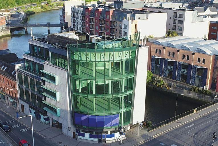 Drogheda office block overlooking Boyne on market for €1.35m