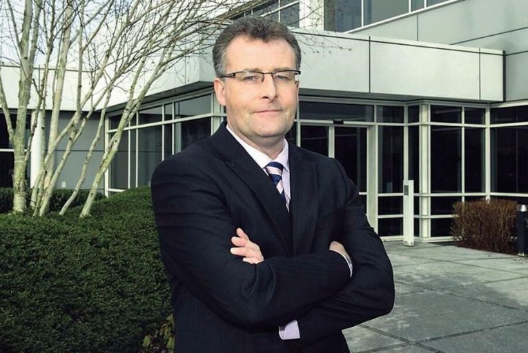 Declan Hogan, head of datacentre and hybrid cloud technology for  Hewlett Packard Enterprise