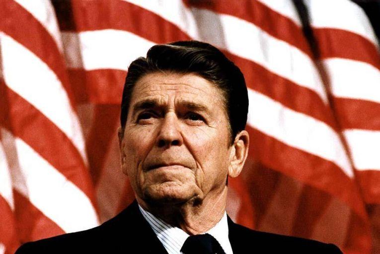 Useful guide? Ronald Reagan Pic: Getty