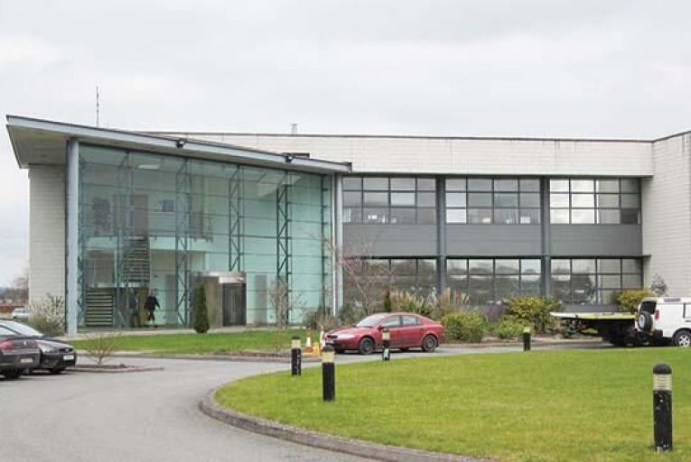 The IDA Business Park in Navan