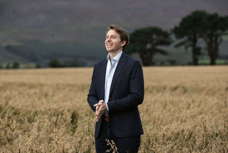 James Flahavan returned to the 230-year-old family business in Kilmacthomas, Co Waterford, having worked in investment banking in London. Picture: Naoise Culhane