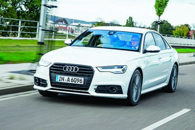 Audi updates the A6 – no, really