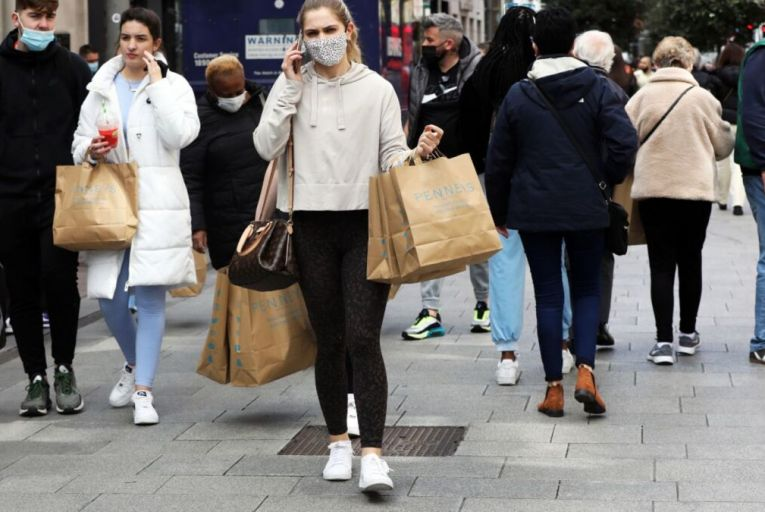 'The May data signalled surging demand in the Irish economy,' Oliver Mangan, chief economist at AIB, said. Picture: RollingNews.ie