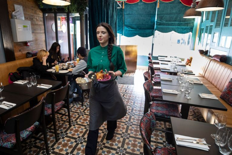 Restaurant review: Get in a Pickle with plenty of spice