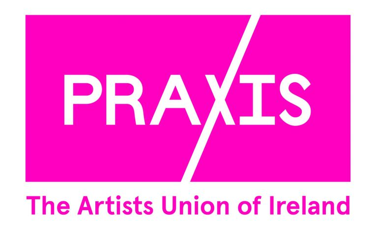 Praxi is launching as a trade union and aims to unite artists, increase recognition of their role in Irish society and ensure better pay and conditions.