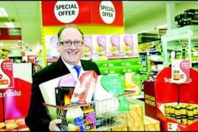Own-brand produce gaining popularity, says SuperValu boss