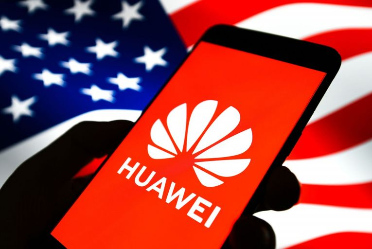 A filing by Huawei to the Chinese national patent authority appears to reference technology used to identify Uighur Muslims, despite the company previously stating that none of its technologies was used to identify any ethnic group. Picture: Getty