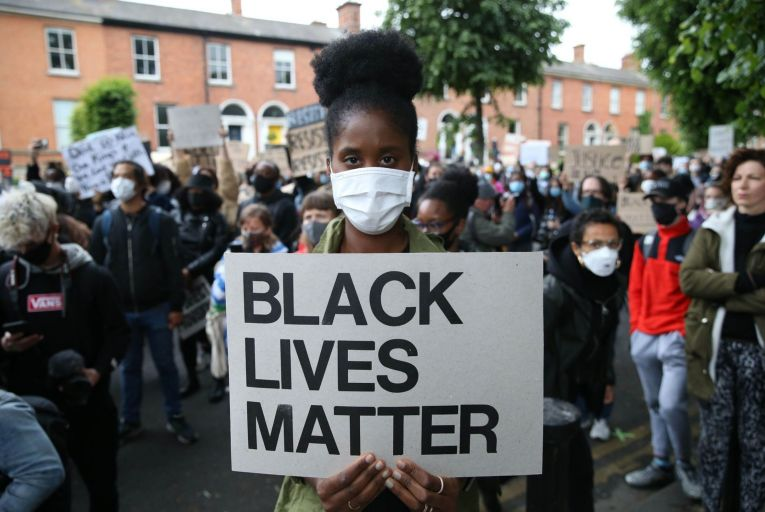 Susan O'Keeffe: It will take the actions of millions worldwide to truly eliminate racial hated