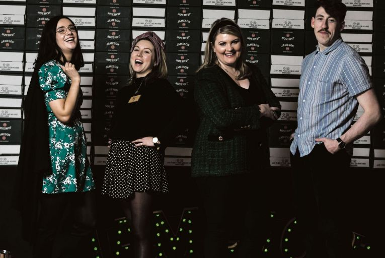 Irish Distillers gives rising talent two routes to the top