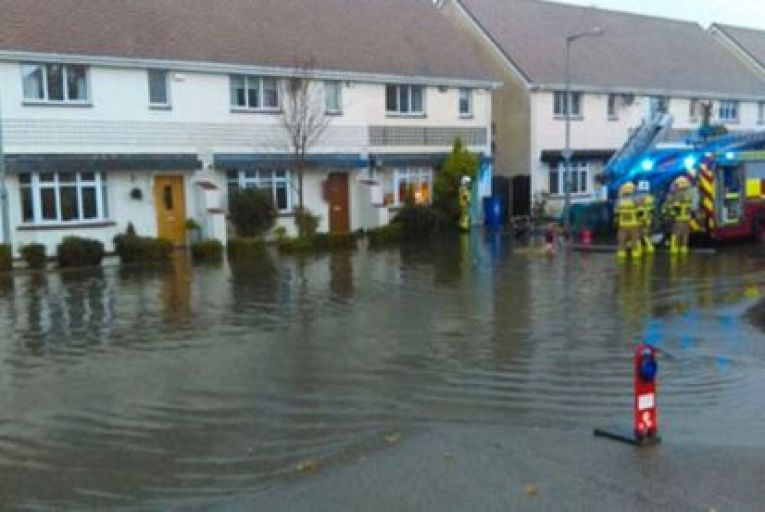 The state has spent around €430 million on flood relief projects over the past decade. (Pic: Rollingnews.ie)