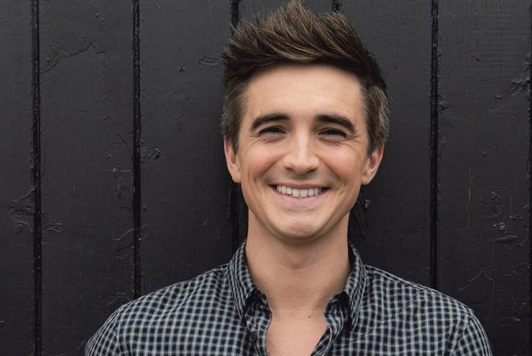 Donal Skehan. 'I believe that if I didn't do photography alongside my recipes, they wouldn't have got the attention they have got'