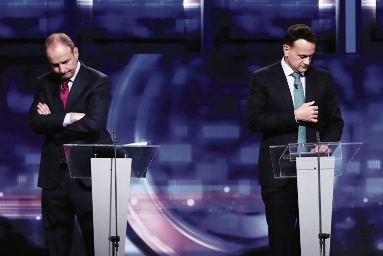 Ignore the spin: logic says FF and FG should form a government
