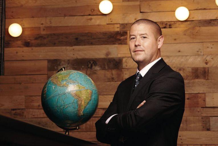 Paul Synnott, Managing Director, Esri Ireland