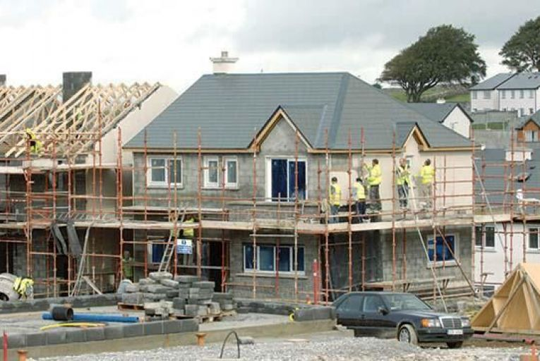 We are not building the sorts of homes that would offer alternatives for people renting Picture: Bloomberg