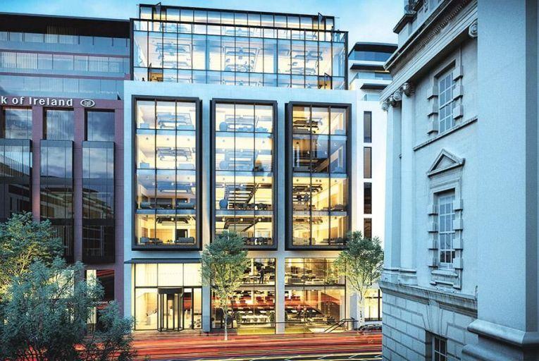 Killultagh's Mercantile set to raise the bar for Belfast office developments
