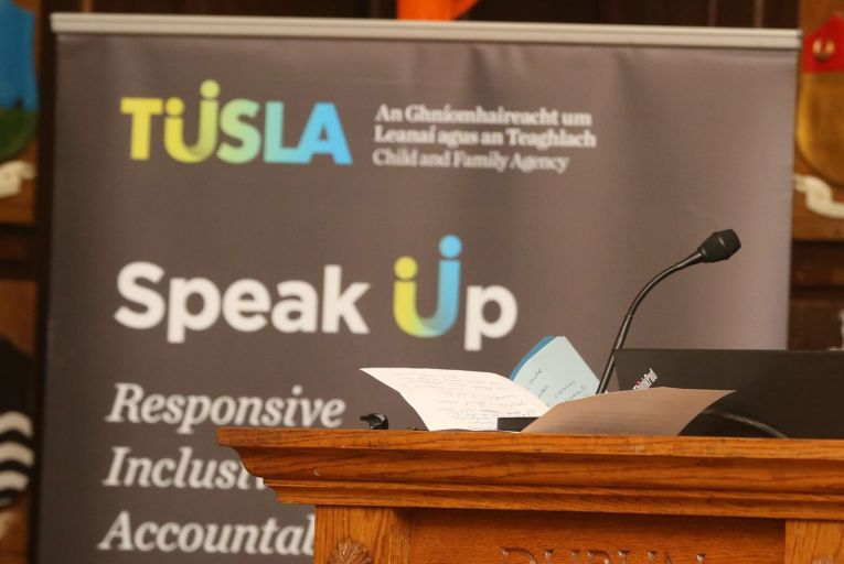 Tusla audit says high number of unallocated cases poses child protection risks
