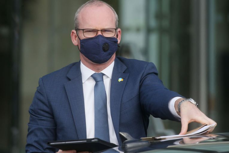 Simon Coveney, the Minister for Foreign Affairs, has indicated to this newspaper that a scheme is being worked on which would see agri-food exporters supported