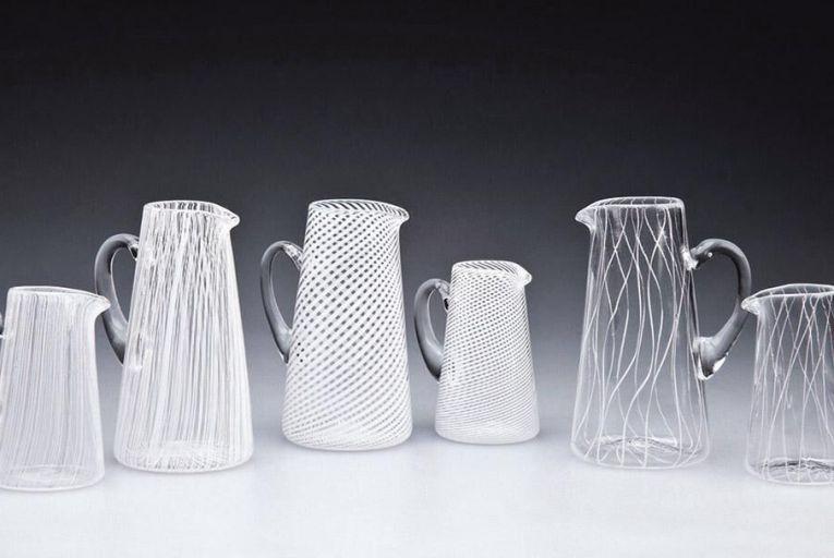 Small hand-blown jugs from €26, benefieldspencerglass.com
