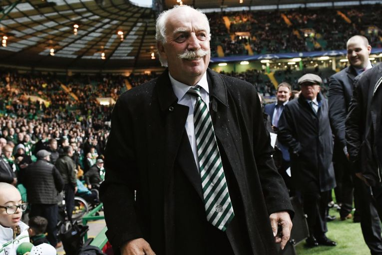 Dermot Desmond has denied that he is on the verge of selling his shares in Celtic FC. Picture: Getty