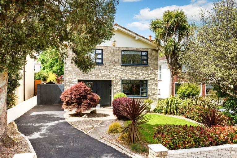 No 11 Willowmount in south Co Dublin is a four-bed detached home located on a quiet cul-de-sac of 12 homes off Booterstown Avenue