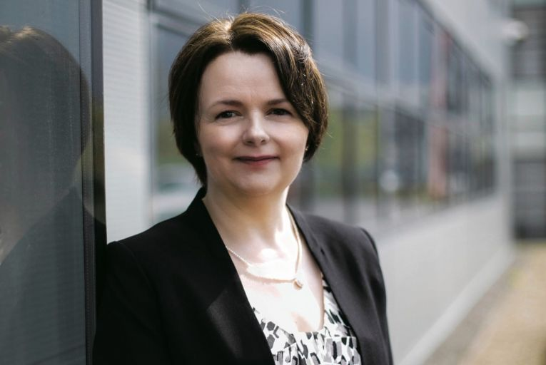 Orla Cafferty, chief executive of digitisation specialists Datascan Document Services
