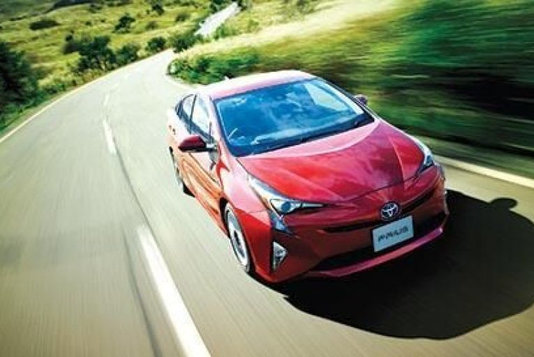 The new Toyota Prius is as refined on the motorway as it is anywhere else