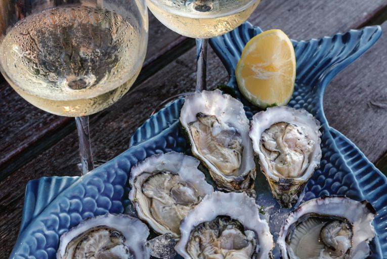 Wine: Let the wine world be your oyster