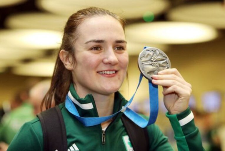 Kellie Harrington: More than half of18 to 24-year-olds are more likely to buy a brand if it is endorsed by an athlete they admire. Picture: Rollingnews.ie