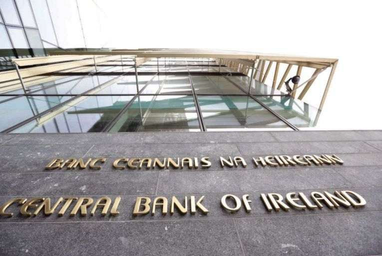 Central Bank staff will not have their own desk when they return to the office one day a week from next month. Picture: Rollingnews.ie