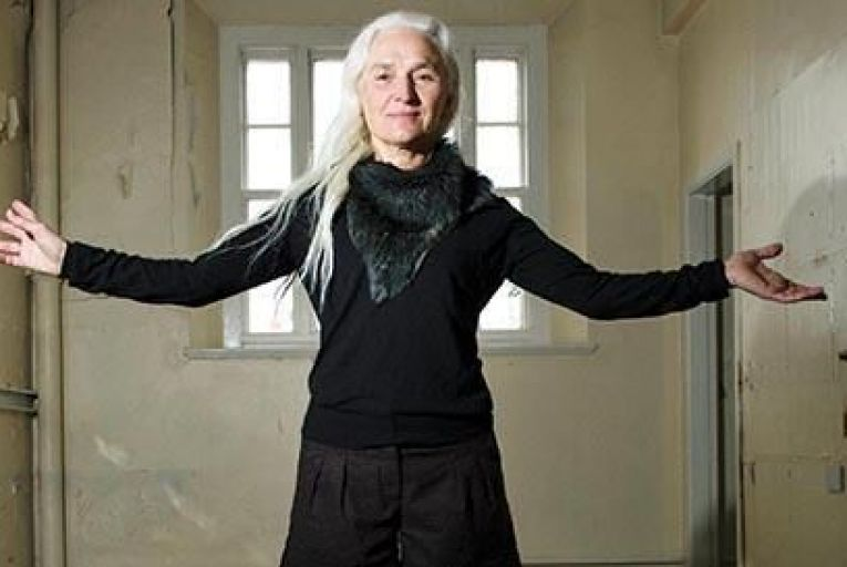 Olwen Fouéré Picture: Maura Hickey