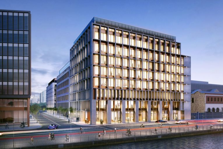 North Dock in Dublin 1 was completed this year delivering 200,000 square feet of prime Grade A offices to the market