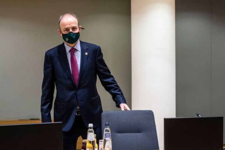 Micheál Martin said any new restrictions could be different to those during the first lockdown in March or the most recent six-week lockdown in October and November. Picture: Rollingnews.ie