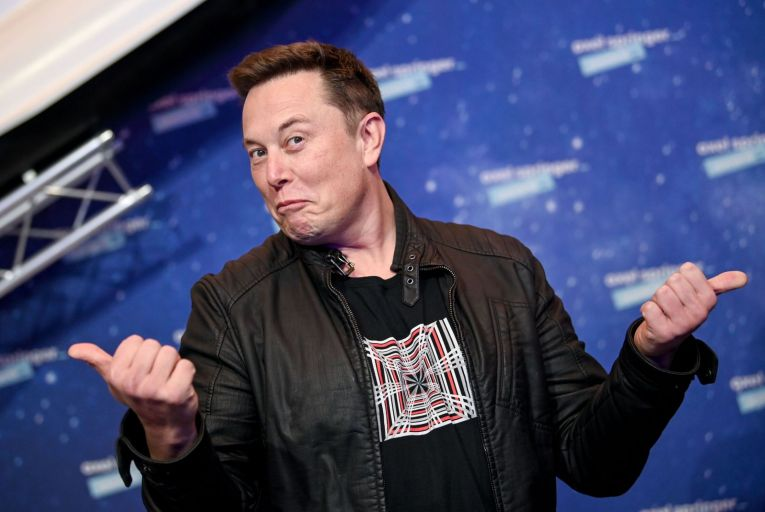 Elon Musk, founder of Tesla, said last week the electric-car venture had invested $1.5 billion in bitcoin