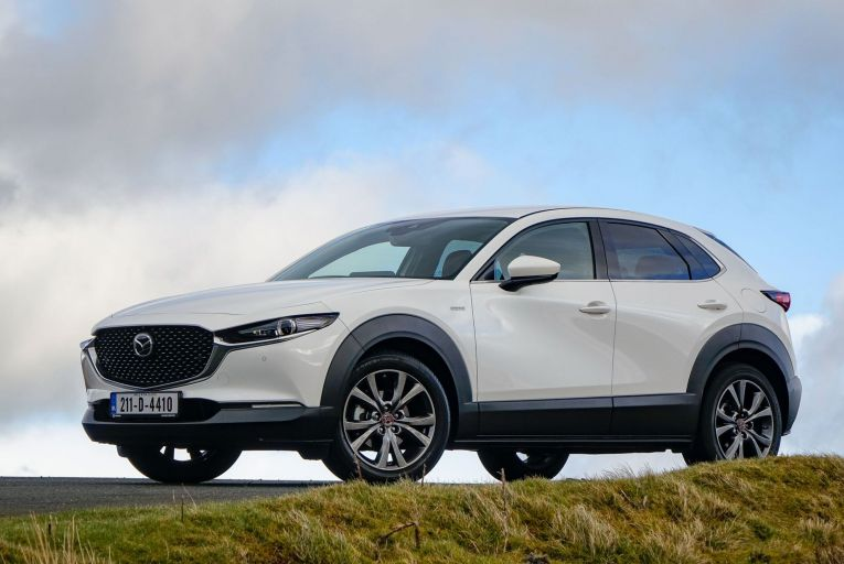 The Mazda-CX-30 has a lot of heritage to fall back on but there's nothing retro about what's under the bonnet