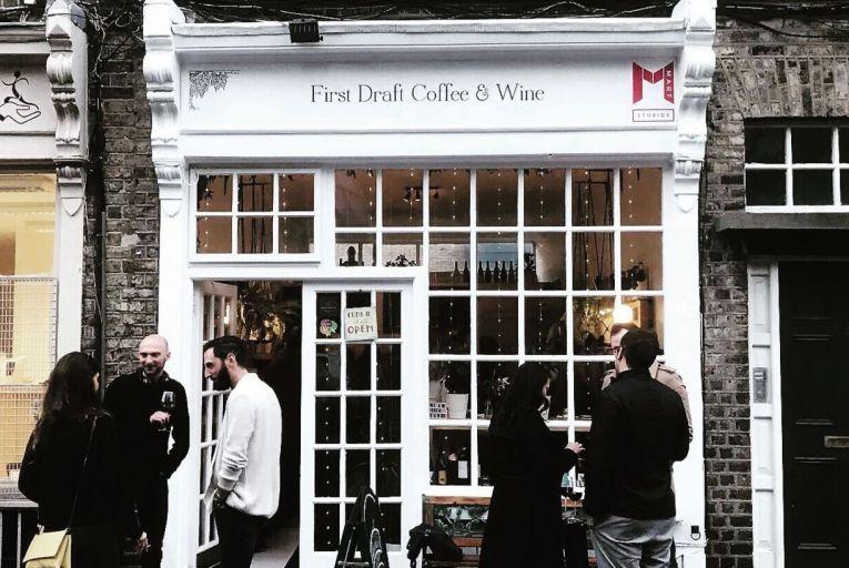 First Draft Coffee and Wine, Lennox Street, Dublin 8