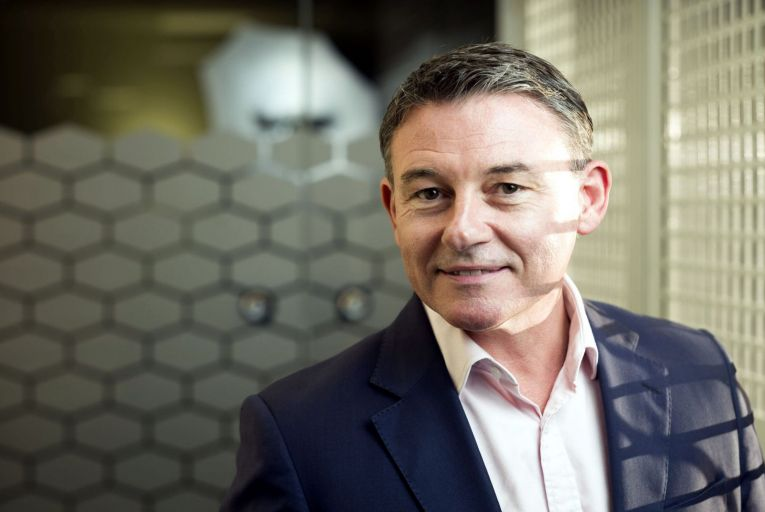 Maurice Mortell, managing director of Equinix Ireland: 'Industries are still experiencing teething problems when it comes to managing a remote workforce'